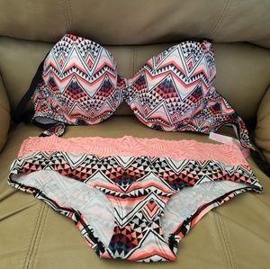 Victoria's Secret PINK Bra & Panty Set